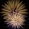 Extrasensory perception of fireworks