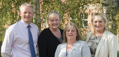 Campden BRI membership team