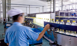 Ensuring factory hygiene to prevent COVID-19