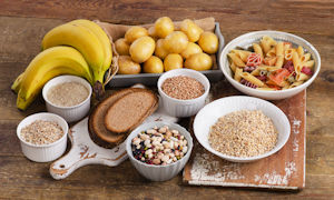 Resistant starch analysis